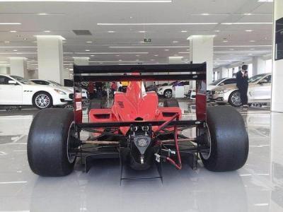 F1赛车菲亚特图片