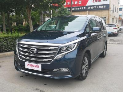 廣汽傳祺 GM8  2018款 320T 尊貴版圖片