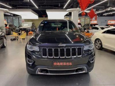 2016年8月 Jeep 大切诺基(进口) 3.0TD 柴油 舒享导航版图片