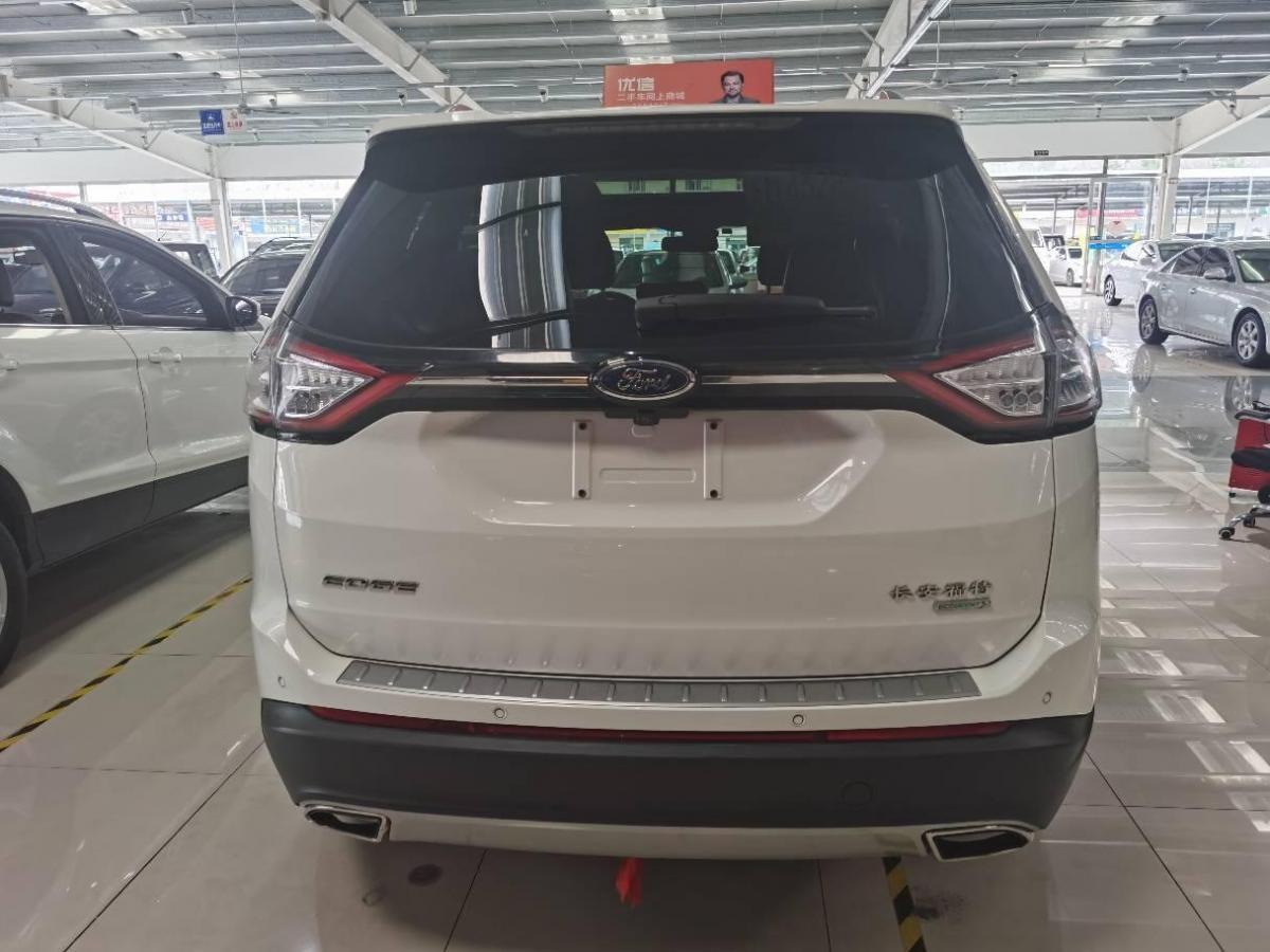 福特 锐界  2018款 EcoBoost 245 两驱豪锐型 7座图片