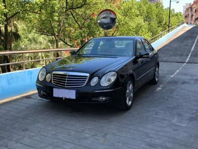 奔馳 奔馳E級  2008款 E 230 時尚型圖片