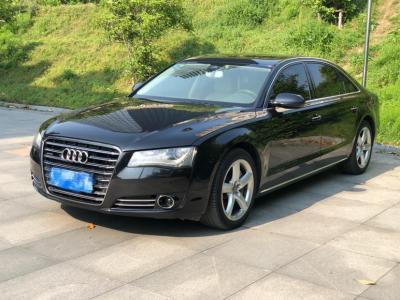 2011年6月 奥迪 奥迪A8(进口) A8L 3.0 TFSI quattro舒适型(213kW)图片