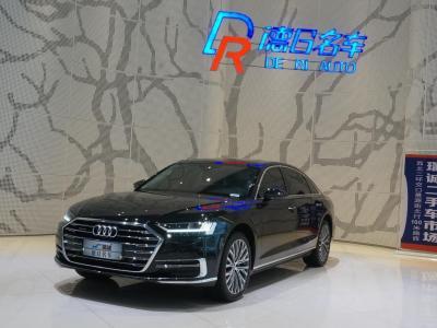 2019年12月 奥迪 奥迪A8(进口) Plus A8L 50 TFSI quattro 豪华型图片