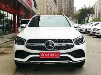 2019年6月 奔驰 奔驰GLC GLC 260 L 4MATIC 豪华型图片