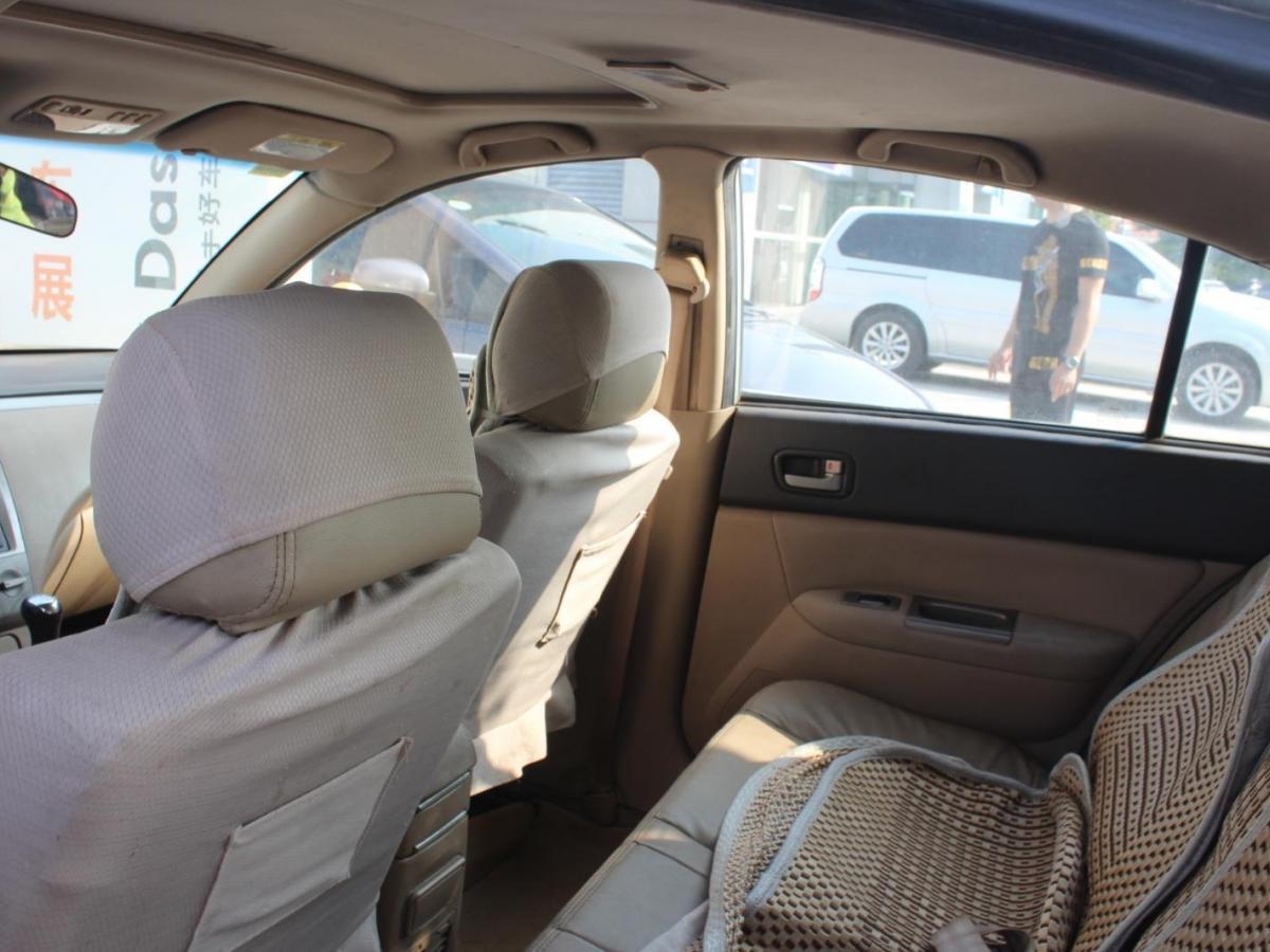 奇瑞 A5  2009款 1.5L 精英版图片