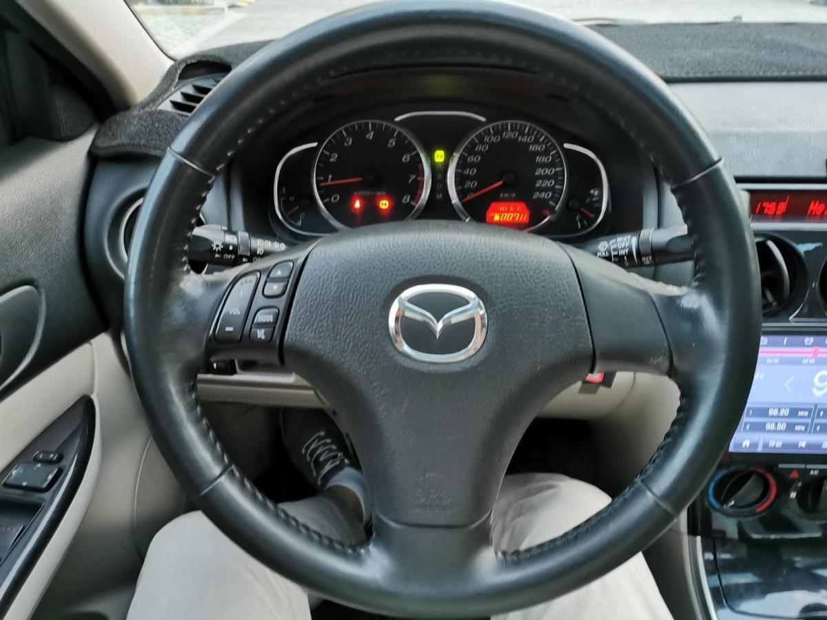 马自达 马自达6  2008款 2.0L 自动豪华型图片