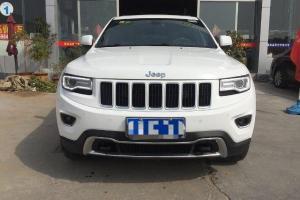 Jeep 大切诺基  3.0 TD 舒享导航版