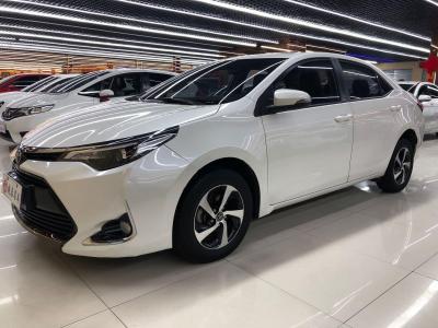 2017年9月 丰田 雷凌 改款 185T CVT精英版 国VI图片