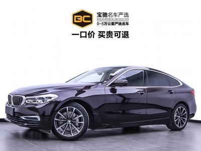 宝马 宝马6系GT(进口) 630i 豪华设计套装图片