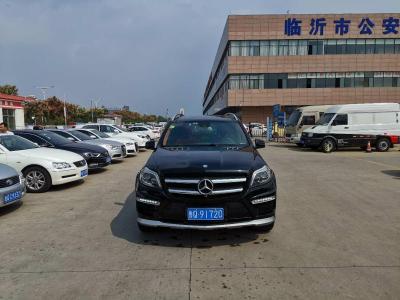 2015年8月 奔驰 奔驰GL级(进口) GL 400 4MATIC豪华型图片
