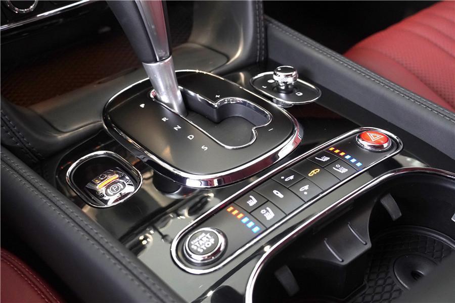 宾利2016款 欧陆 4.0T GT V8 S 标准版图片