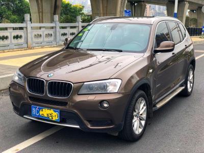 2014年1月 宝马 宝马X3(进口) xDrive20i 豪华型图片