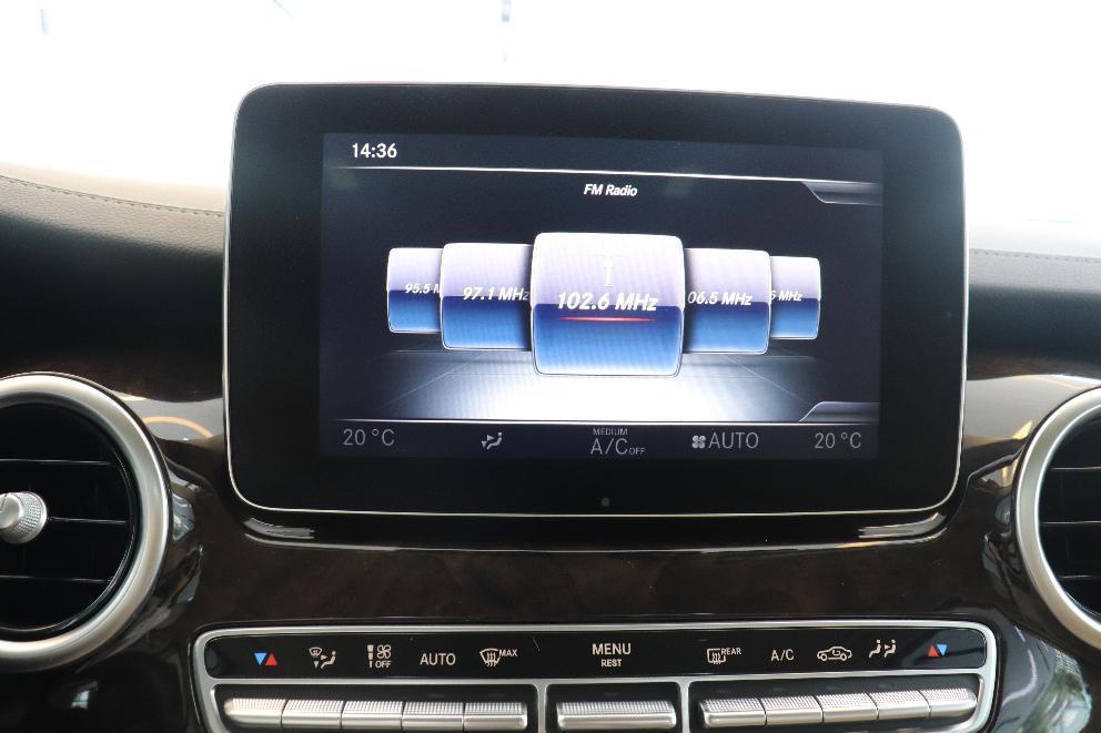奔驰 V级  2016款 V 260 尊贵版图片