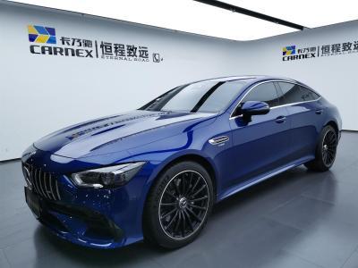 2020年1月 奔驰 奔驰AMG GT AMG GT 50 四门跑车图片