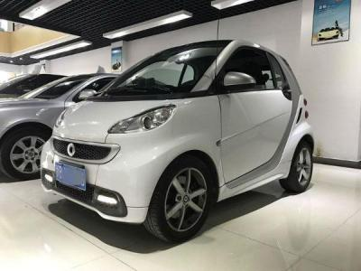 Smart Fortwo  Coupe 1.0T 激情版