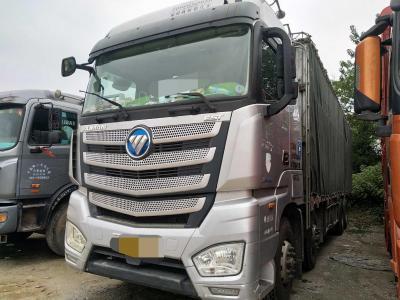 2019年3月 载货车,欧曼EST前四后八货车,460马力,国五排放图片