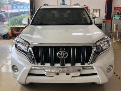 2018年1月 丰田 普拉多 3.5L 自动TX-L NAVI图片
