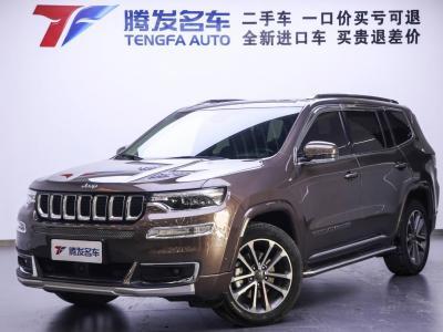 Jeep 大指挥官  2018款 2.0T 四驱智享版图片