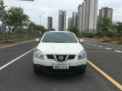 日产 逍客 2.0 XV 酷炫 2WD图片