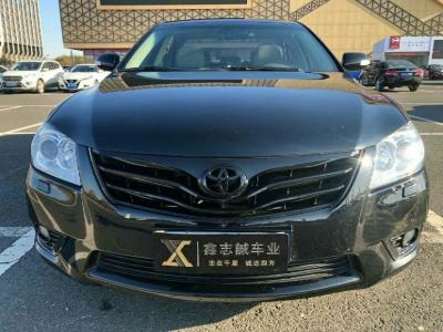 丰田 凯美瑞  2011款 240G 豪华周年纪念版图片