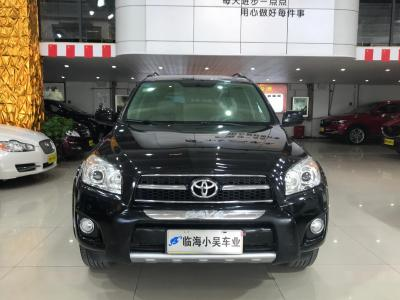 2009年10月 丰田 RAV4荣放 2.4L 自动豪华版图片
