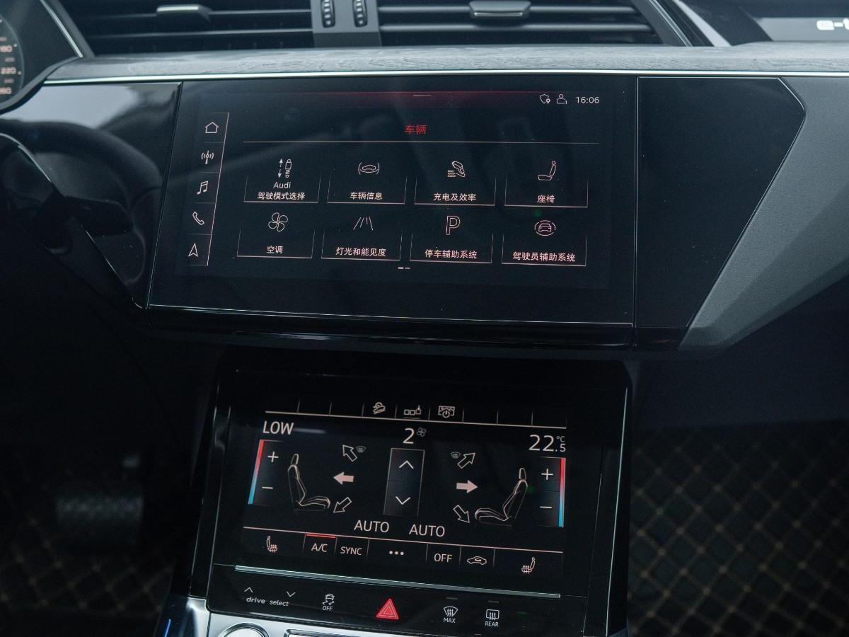 奥迪 奥迪e-tron  2019款 55 quattro 时尚型图片