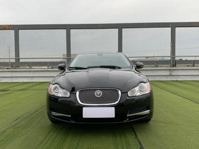 2010年12月 捷豹 XF  XF 3.0L V6豪华版图片