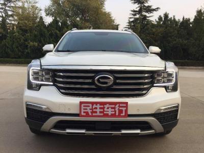 2018年3月 广汽传祺 GS8 320T 两驱豪华智联版图片