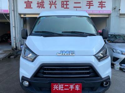 江铃 特顺  2019款 2.8T商运型智动挡短轴中顶6座国VI JX493图片
