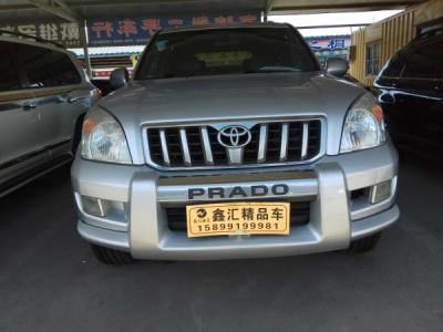 丰田 普拉多  2007款 4.0 GX 运动DVD版图片