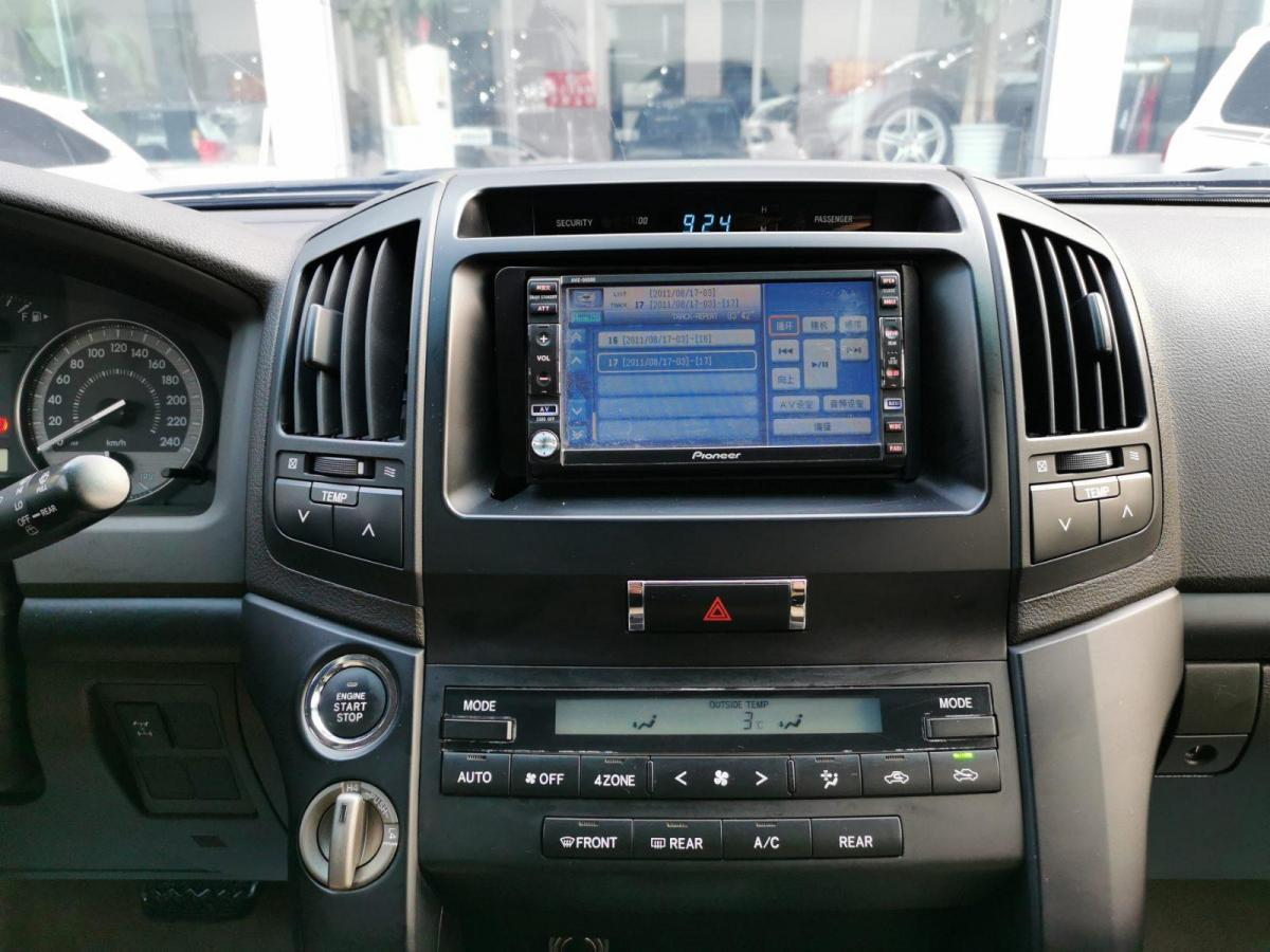 丰田 兰德酷路泽  2007款 4.0L 自动GX-R图片