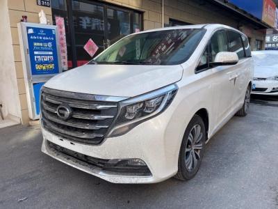 2018年11月 广汽传祺 GM8 320T 尊贵版图片