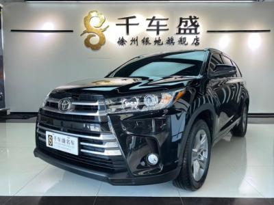 2019年3月 丰田 汉兰达 2.0T 四驱至尊版 7座图片
