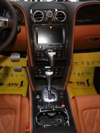宾利 欧陆  GT 4.0T 尊贵版图片