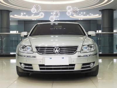 2010年9月 大众 辉腾(进口) 4.2L V8 4座加长行政版图片