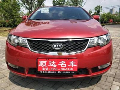 起亞 福瑞迪  2011款 1.6L Premium圖片