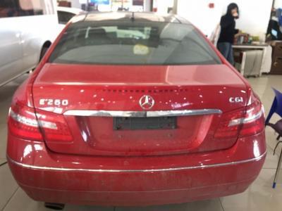 2011年10月 奔驰 奔驰E级  E 260 L CGI时尚型图片