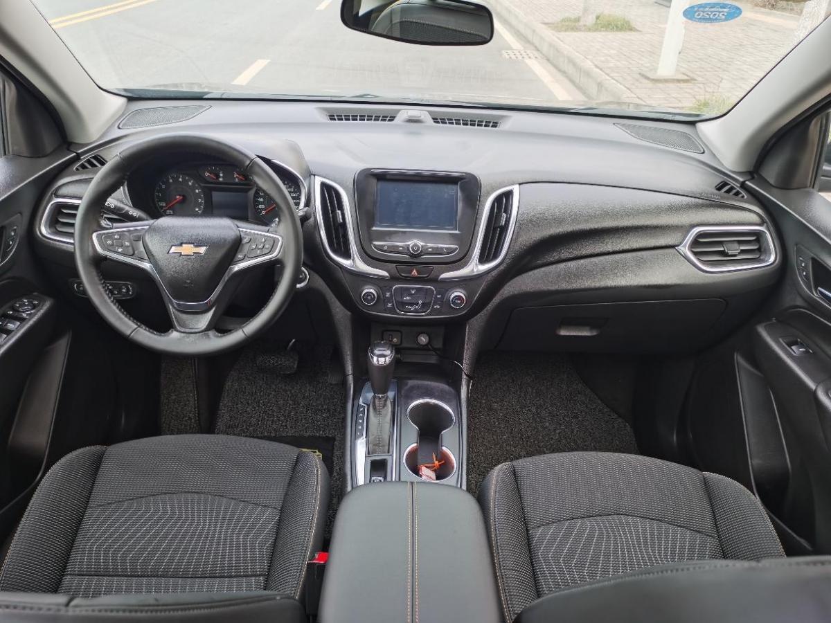 雪佛兰 探界者  2018款 535T 自动驰界版图片