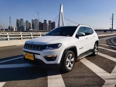 Jeep 指南者  2017款 200T 自動舒享版