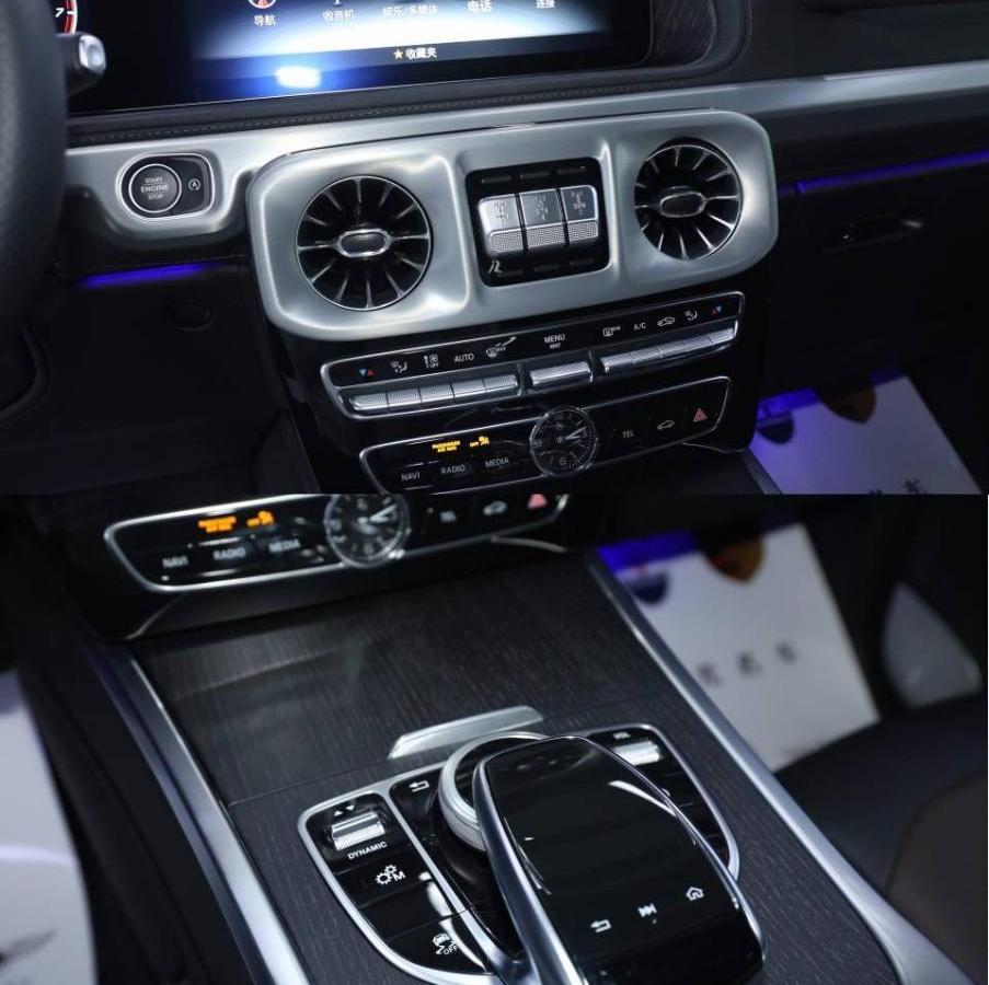 奔驰 奔驰G级  2020款 G 500 暗夜特别版图片
