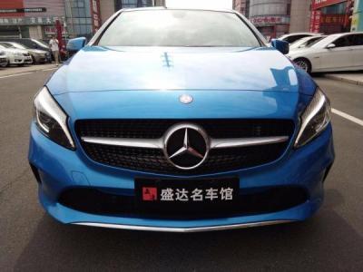奔驰 A级  A200 1.6T 时尚型图片