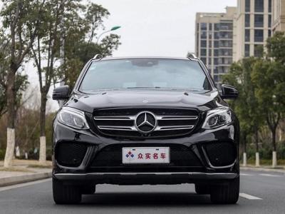 2019年3月 奔驰 奔驰GLE(进口) GLE 320 4MATIC 动感型臻藏版图片
