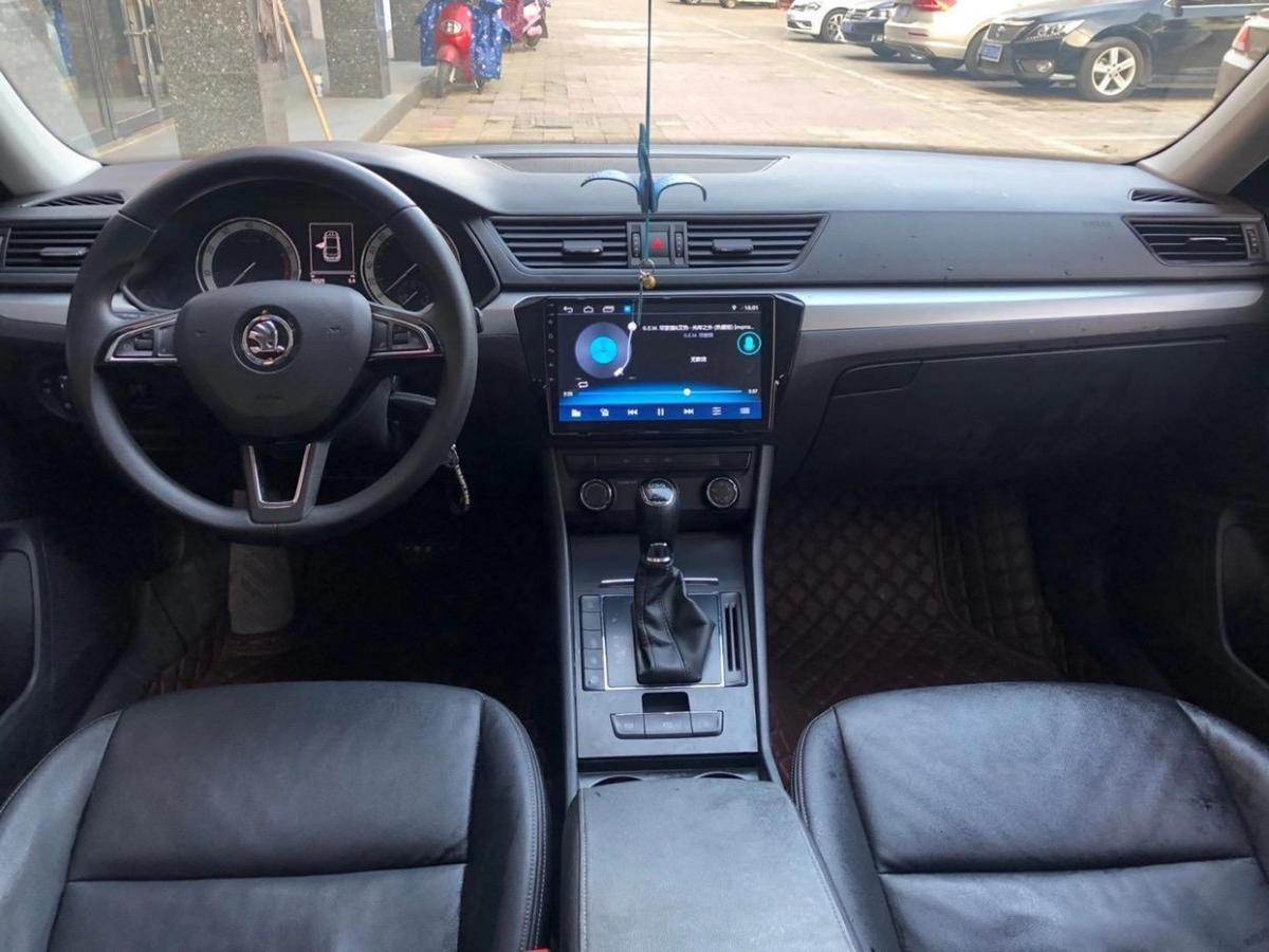 斯柯达 速派  2018款 TSI280 DSG舒适版 国VI图片