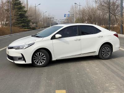 豐田 卡羅拉  2018款 1.2T S-CVT GL-i智輝版圖片