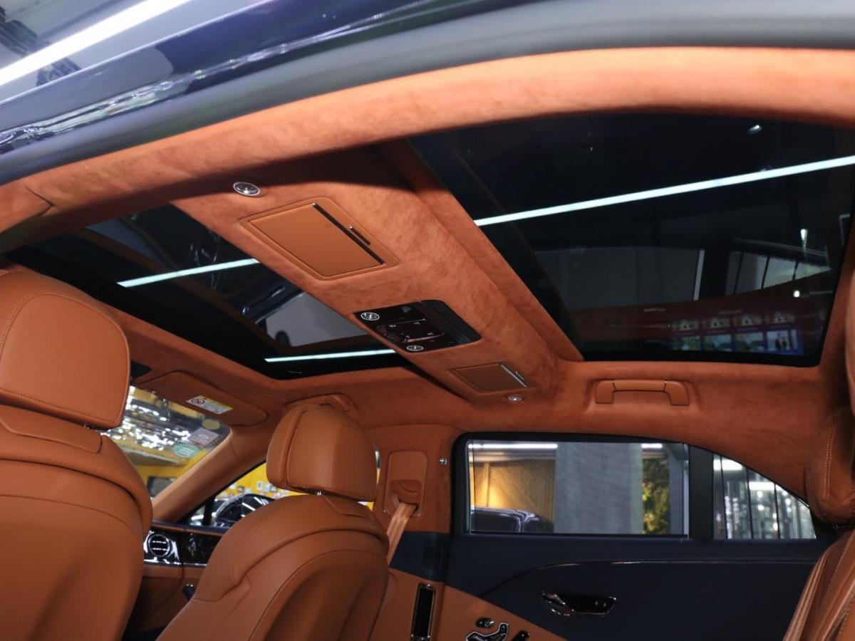 宾利 飞驰  2020款 6.0T W12 标准版图片