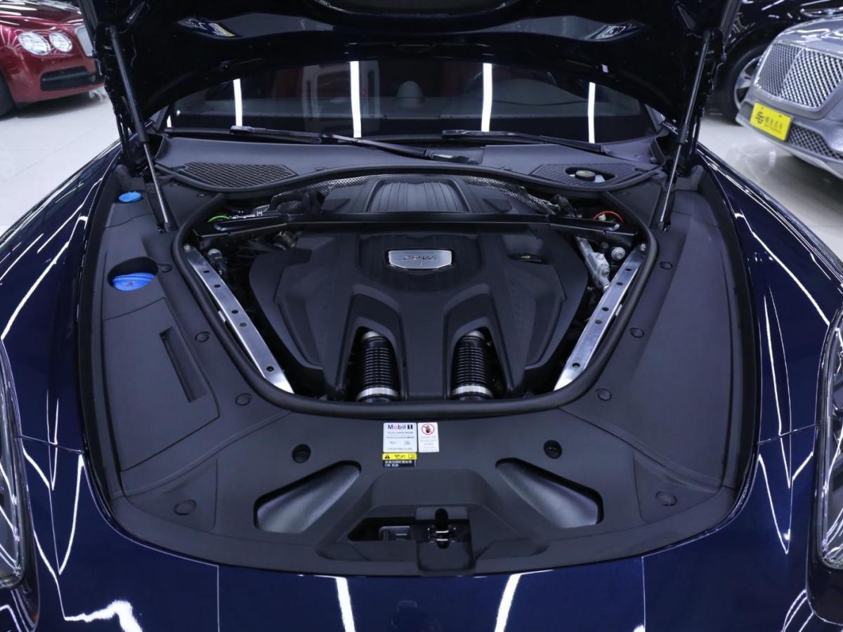 保时捷 Panamera  2017款 Panamera 4S 行政加长版 2.9T图片