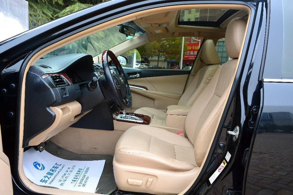 丰田 凯美瑞  2012款 2.5G 豪华导航版图片