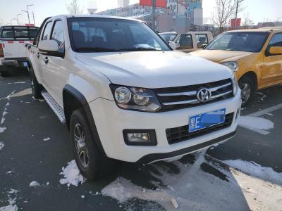 2015年1月 江铃 宝典  2.8T新超值柴油四驱舒适版JX493ZLQ4F图片