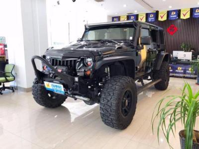 Jeep 牧马人  3.6L 四门 10周年限量版图片