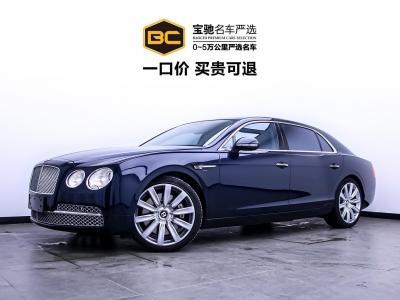 宾利 飞驰  2013款 6.0T W12 豪华版
